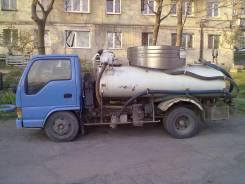 Ассенизатор вывоз жидких бытовых отходов 3 куба