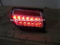 Фонари в задний бампер диодные для LAND Cruiser Prado 150