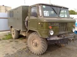 Продаю охотничий фургон ГАЗ 66