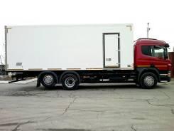 Scania Фургон изотермический 46 куб. м. Скания Р340 6х2, 2012