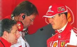 Кепка Ferrari как у Michael Schumacher