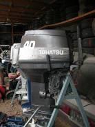 Подвесной лодочный двигатель Tohatsu 40( Япония)