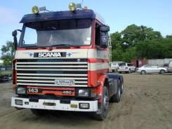 Scania R143, 1989