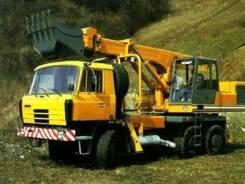 Аренда экскаватора-планировщика Tatra 815 UDS 114