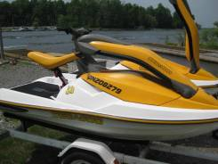 Bombardier Recreational Products. 2008 год