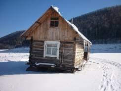 Продам понтон с постройками (дом+баня)