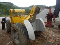 Машина для транспортировки леса (трелевщик)