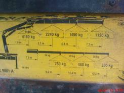 Гидроманипулятор Palfinger 9001
