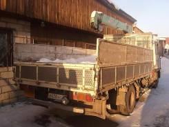 Услуги грузовика + ман-тор! Борт - 5тонн, кран - 3тонны (Город, край)