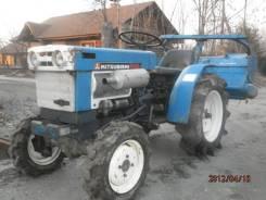 Мини-трактор Mitsubishi D1550 (Хабаровск)