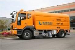 RETECH Крупногабаритная подметально-уборочная машина TATA Daewoo Novus, 2012