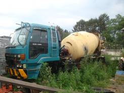 Продам бетономиксер Исудзу на зап. части
