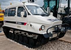 Продам вездеход ГАЗ 3409 БОБР, новый 2013 год