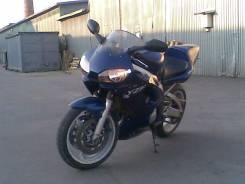 Yamaha YZF600RK, 2002