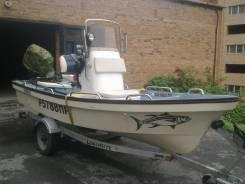 Корпус лодки SIX Marine