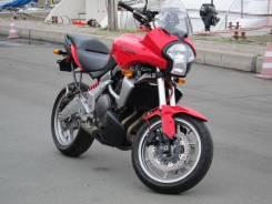 Kawasaki Versys, 2008