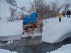 Снежный трактор Ohara SM30 DM-150