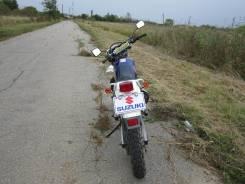 Suzuki Debel 125, 2004