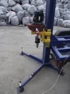 Малогабаритное буровое оборудование на базе прицепа УАЗ