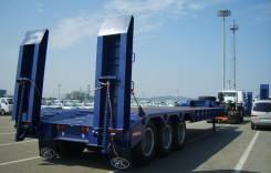 Korea Trailer Трал 90 тонн, 2012