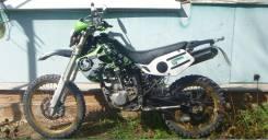 Kawasaki KLX250S (KLX250-H7F), 1997