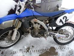 Yamaha YZ450F, 2011