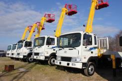 HYUNDAI Mega Truck, 2012