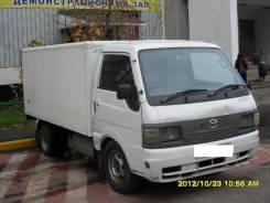 Mazda Bongo, 2000