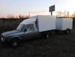 Автопоезд ВАЗ-ВИС-2345