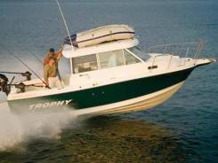 Продам катер Bayliner Trophy PRO 2005 г. в.