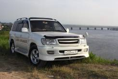 Прокат Toyota Land Cruiser Хабаровск.