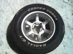Cooper Cobra GTZ, 255/60 R15