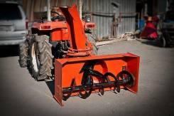 Снегоуборщик для мини трактора Привезу