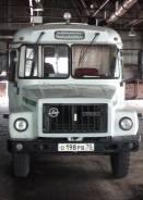 Курганский автобусный завод КАВЗ 397620, 2003