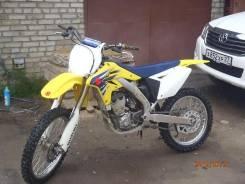 Suzuki rm250-z, 2009
