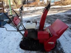 Снегоуборочник на гусеницах