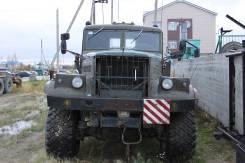КРАЗ 255 тягач П/прицеп трал МАЗ 938, 1990