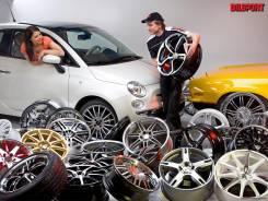 Правка и ремонт литых дисков
