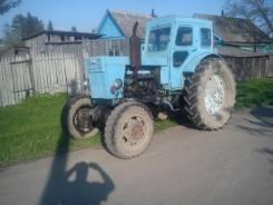 Липецкий тракторный завод Т-40М, 1980