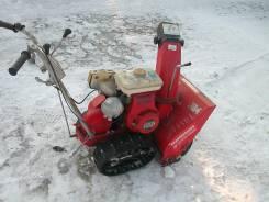 Снегоуборочная машина Honda G150 1998 г. в. 4-ех тактный двигатель.