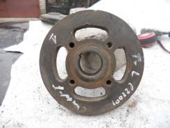 Шкив коленвала (старого образца) - Toyota Hiace )