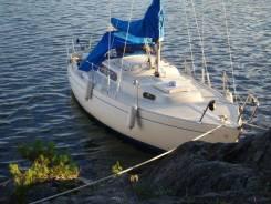 Парусная яхта Albin Viggen, шведское качество.