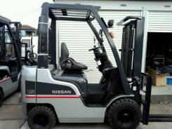 NISSAN Forklift, 2008