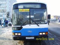 Hyundai Aero City 540, 1999