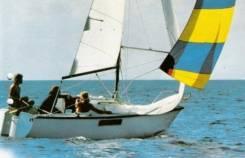 Шведская парусная яхта швертбот Albin 57.