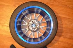 Продам разноширокие RAYS VOLK Racing Winning F-Zero R17 с резиной