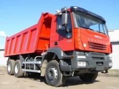 Iveco Trakker AD380T36, 2008