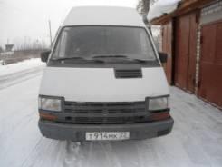 Renault Trafic, 1992