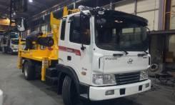 Автобуровая установка Hyundai Mega Truck 5 тонн
