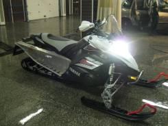 Yamaha nitro xtx, 2012